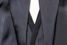 Jacket collar details