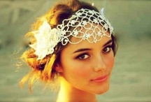 Veils & Wedding Headpieces / From floor-length veils to adorable fascinators. What would you choose for your wedding?