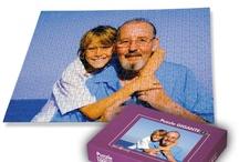 Puzzles personalizados / Crea tu puzle personalizado con al fotografía o diseño que quieras. Es muy original y divertido.