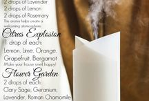 Diffuser combos / by Connie Burgdorf