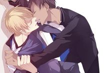 Yaoi is love,yaoi is life / Everywhere around you it`s a little bit of love!