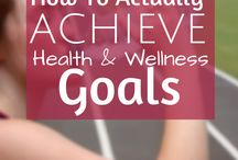 Goals / New Year New You! /