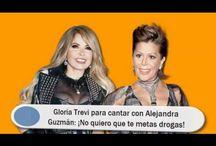 Gloria Trevi para cantar con Alejandra Guzmán: ¡No quiero que te metas drogas!