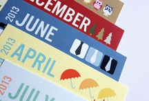 Calendars / by Norris Cole