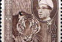 Malaya - Trengganu Stamps