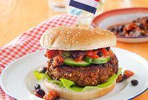 Recepten - Hamburgers