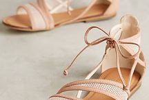 sandals  (flat)