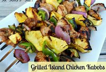 Get to Grillin! / by Alysia Caughron