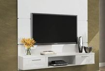 Wall tv units