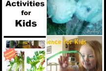 Kids and fun things