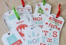 Inspiration [Christmas Tags]