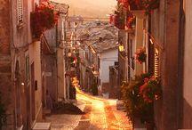 Caramanico Terme, Italia.