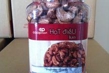 Hợp tác cùng siêu thị COOP MART / sản phẩm hạt điều chất lượng cao