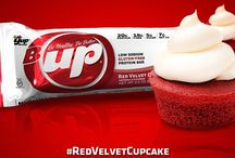 Red Velvet Cupcake B-Up Protein Bar! / Our best selling bar, Red Velvet Cupcake