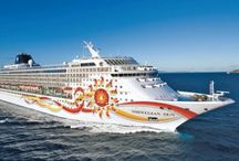 Cruising on Norwegian Cruise Line (NCL) / by Places in Paradise Travel