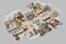 Apartmens/house plans