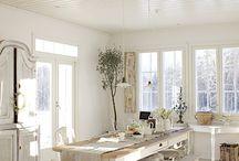 Kitchens / Interiors Inspiration
