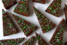 Christmas cakes&cookies