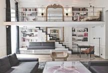 Luxurious Living Rooms / Family comes first. Friends will come over.
