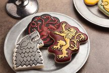 Game of the thrones cookies
