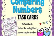 Task Cards for Math