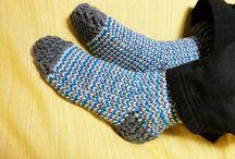 Lo kmit Socks