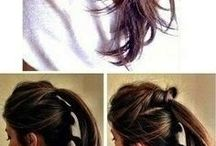 ↠Hairstyles