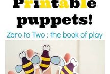 Stories Books Puppets