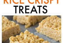 rice crispie healthy recipes