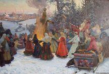 Slavs / by Iuliia Sutygina