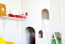 playroom / by Lindsay McCann Higgerson