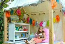Gartenhäuser- Träume für Groß und Klein