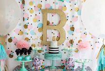 Birthday ideas for Bella & Nadja