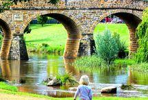 Country bridges