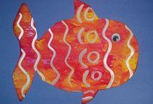 fish / by Kara Pfanenstiel Reens