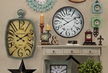 clock decor