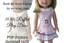 Eden Ava Couture Doll Patterns