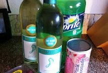 Alcohol Bevies  / by Brittany Bennett