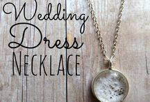 Things to do with my wedding dress