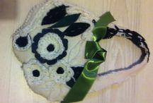 MY WORKS - Bags / Borse realizzate con tutte le tecniche. Cucito, maglia, uncinetto, borse in pelle , borse di lana, borse di cotone