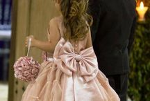 Flower Girl & Ring Bearer / You  can't forget about the youngest members of the bridal party!
