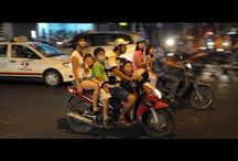 Terrible Traffic in Vietnam / Vietnamese traffic fails compilation