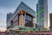 Kantoorruimte in Den Haag / Kantoren in Den Haag | Office space in The Hague ♥ Laat je inspireren door mooi interieur en bijzondere bouwwerken.