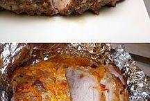 все из мяса