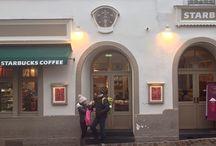 coffee / Starbucks Costa etc