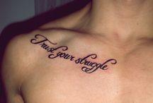 tattoos / by Valerie Vaughn