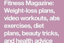 Fitness Fanatic. Me.