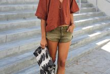 Boho-spiration / by Hollywood Fashion Secrets