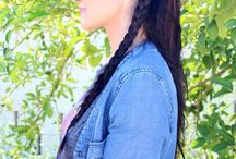 Hair is the name- braids is the game!! / Hair that will make you look twice.