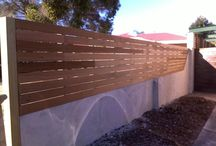 Fencing and Timber Screens / Fencing and timber screens